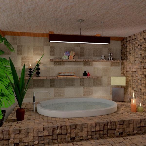 photos décoration salle de bains eclairage rénovation idées
