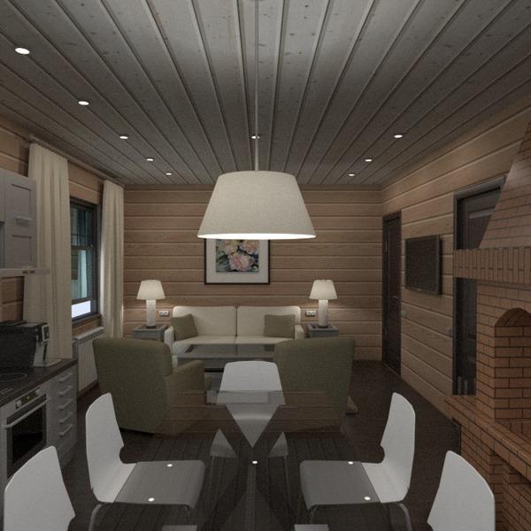 zdjęcia dom pokój dzienny kuchnia architektura pomysły