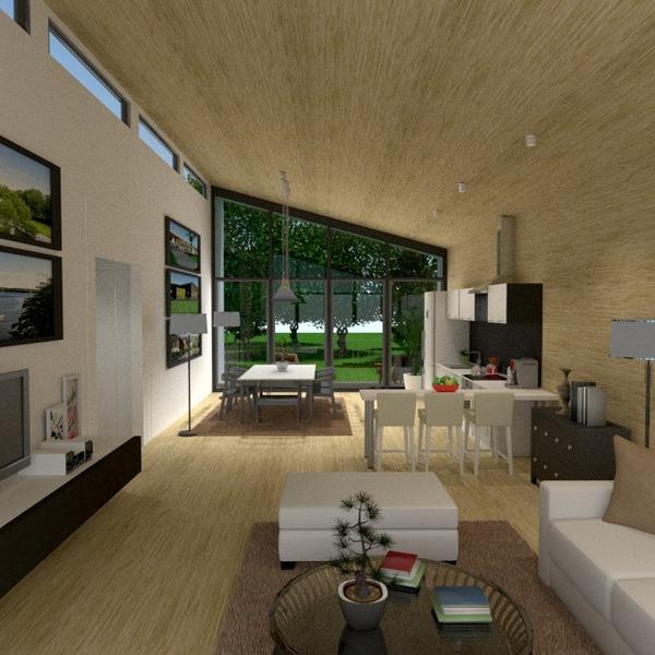 fotos casa muebles cocina exterior iluminación paisaje comedor ideas
