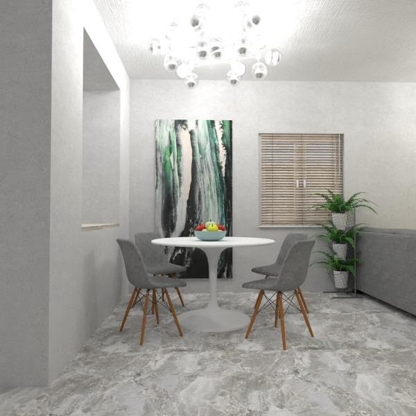 zdjęcia dom wystrój wnętrz kuchnia jadalnia mieszkanie typu studio pomysły