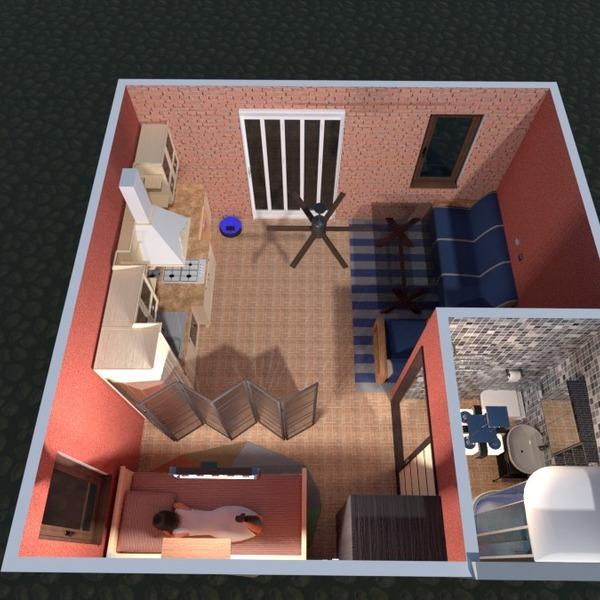 foto appartamento monolocale idee