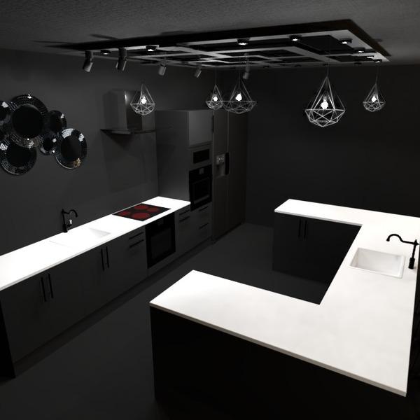 foto casa decorazioni cucina illuminazione famiglia idee