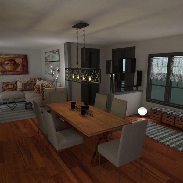 nuotraukos namas baldai dekoras svetainė valgomasis idėjos