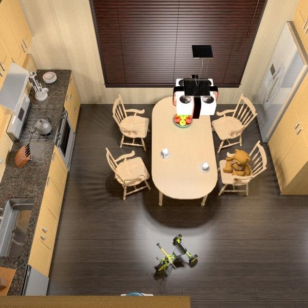 photos maison cuisine maison salle à manger idées