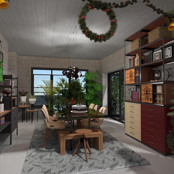 fotos apartamento muebles decoración iluminación comedor ideas