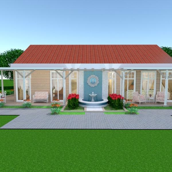 foto casa esterno paesaggio idee