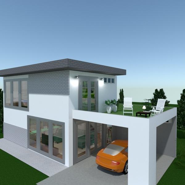 fotos apartamento varanda inferior mobílias decoração faça você mesmo garagem área externa iluminação paisagismo patamar ideias