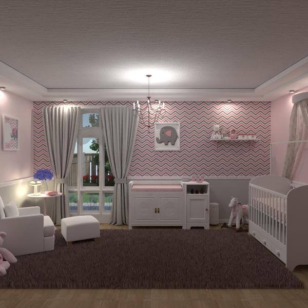 foto arredamento decorazioni camera da letto esterno cameretta illuminazione paesaggio idee