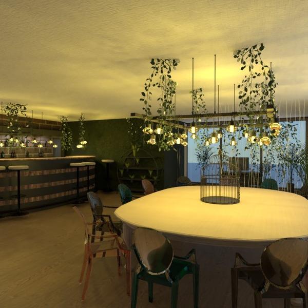 foto illuminazione caffetteria architettura idee