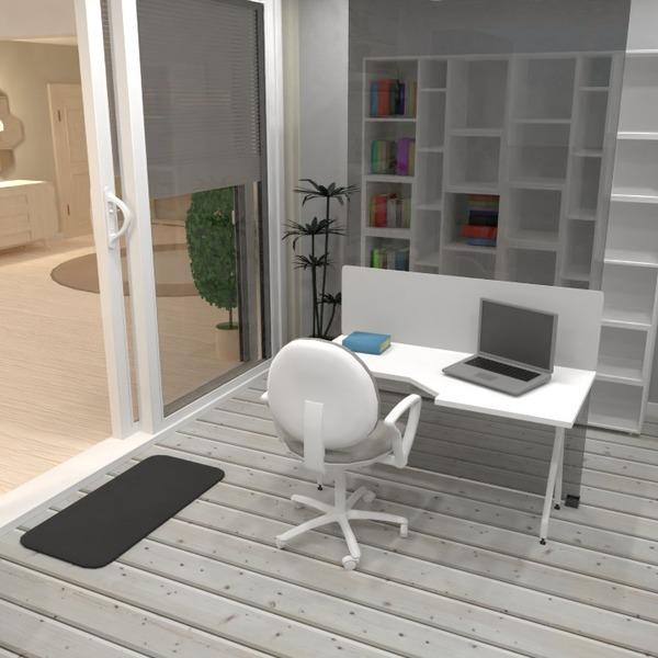 fotos apartamento decoração área externa escritório reforma ideias
