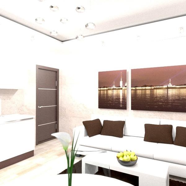 идеи квартира мебель декор гостиная кухня освещение столовая студия идеи