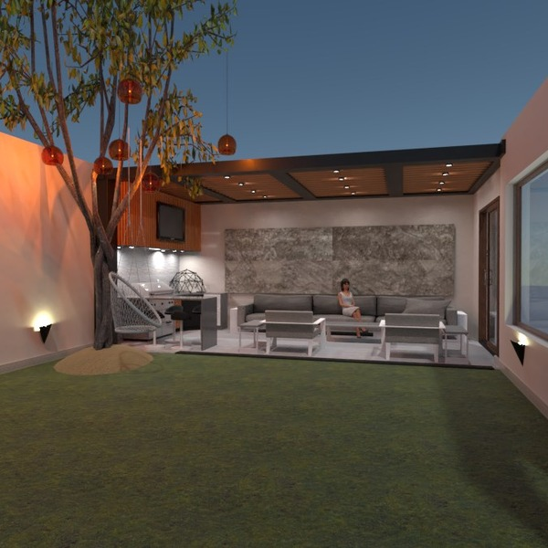 photos house terrace kitchen outdoor ideas