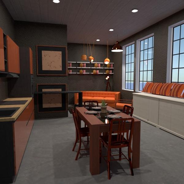 zdjęcia mieszkanie meble wystrój wnętrz pokój dzienny kuchnia pomysły
