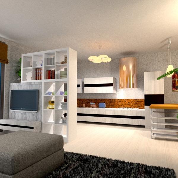 zdjęcia mieszkanie meble pokój dzienny kuchnia pomysły