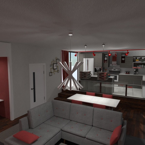 fotos apartamento quarto cozinha iluminação sala de jantar ideias