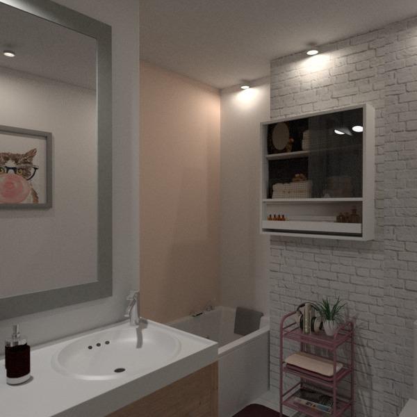 foto appartamento angolo fai-da-te bagno illuminazione famiglia idee