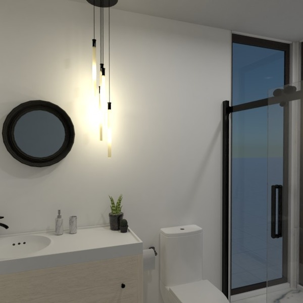 fotos decoração casa de banho iluminação estúdio ideias