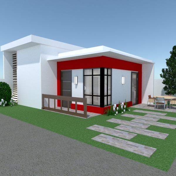 foto casa arredamento angolo fai-da-te garage esterno illuminazione paesaggio architettura vano scale idee