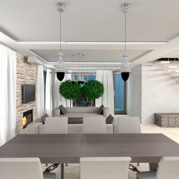 идеи дом мебель декор гостиная освещение ремонт столовая архитектура студия идеи