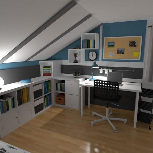 foto appartamento arredamento camera da letto studio idee