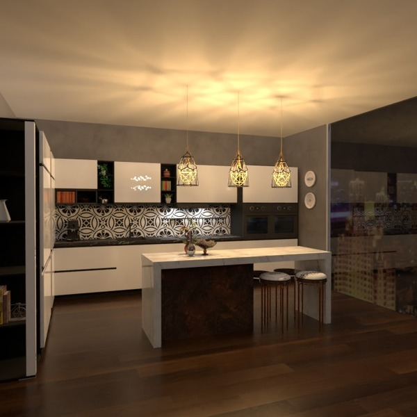 fotos wohnung mobiliar dekor küche beleuchtung ideen