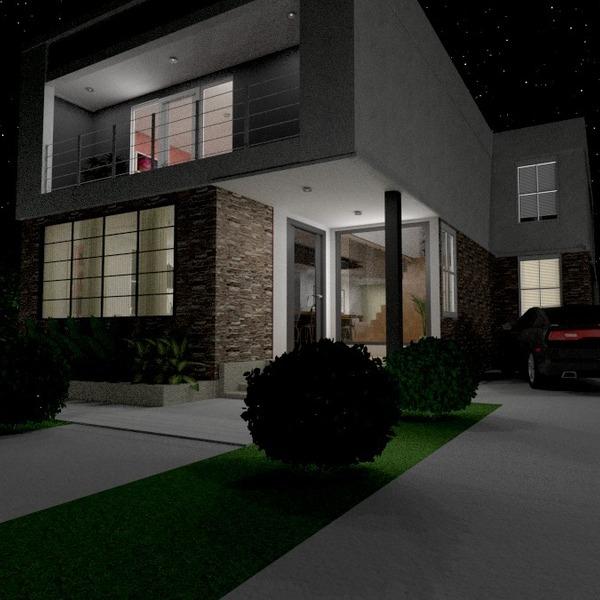 zdjęcia mieszkanie na zewnątrz oświetlenie krajobraz wejście pomysły
