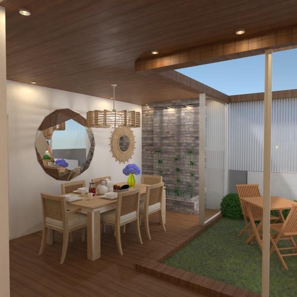 fotos casa varanda inferior mobílias dormitório quarto área externa iluminação ideias