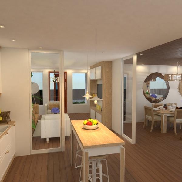 zdjęcia dom taras kuchnia biuro pomysły