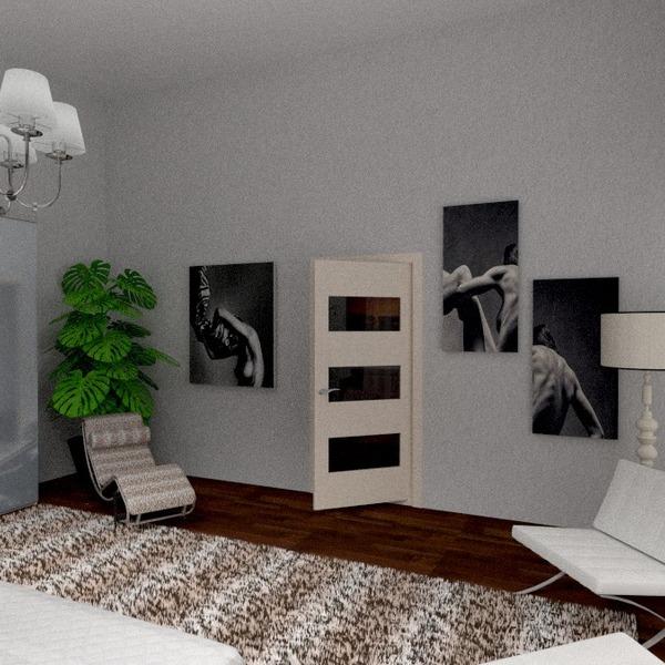 fotos muebles decoración dormitorio iluminación ideas