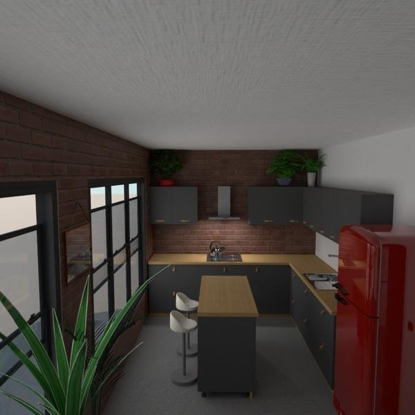 nuotraukos butas virtuvė apšvietimas valgomasis аrchitektūra idėjos