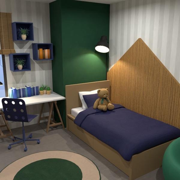 zdjęcia dom meble sypialnia pokój diecięcy oświetlenie pomysły