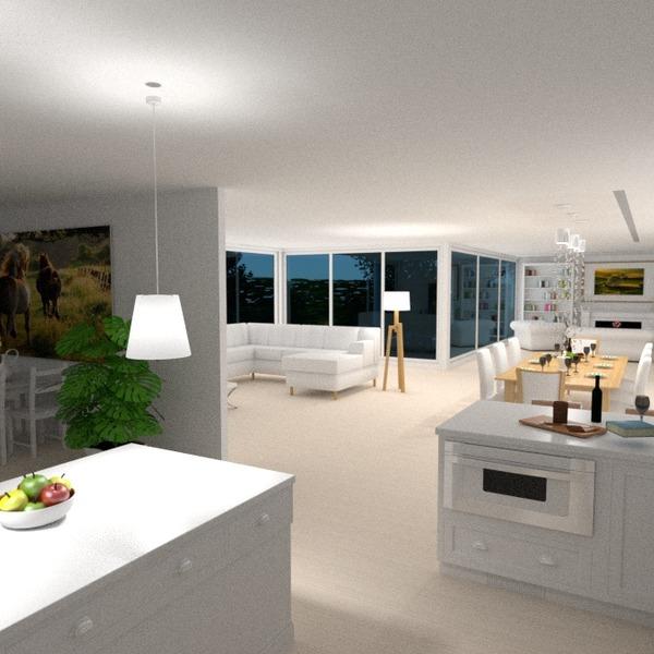 zdjęcia dom wystrój wnętrz pokój dzienny kuchnia jadalnia pomysły