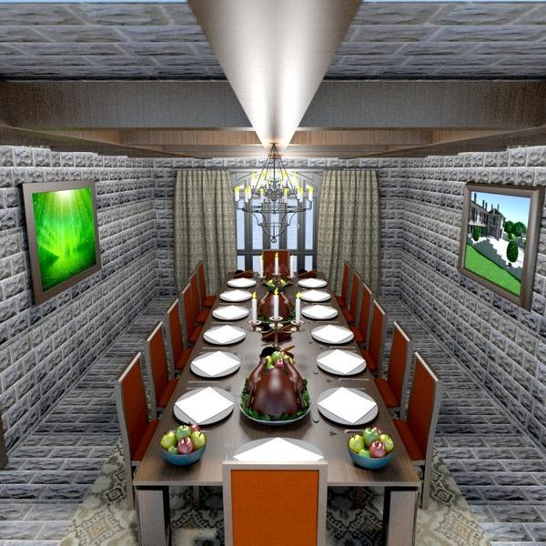 fotos casa muebles decoración iluminación comedor arquitectura ideas