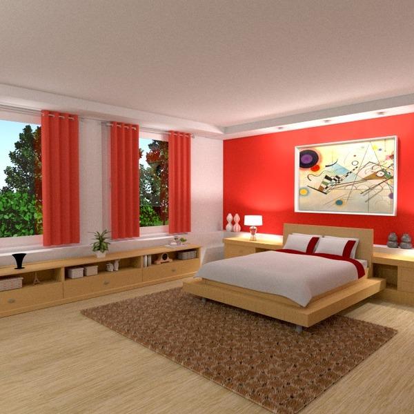 fotos decoração quarto iluminação paisagismo ideias