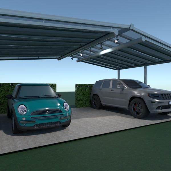 nuotraukos terasa garažas idėjos