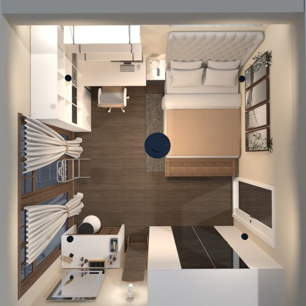 photos appartement décoration chambre d'enfant eclairage maison idées
