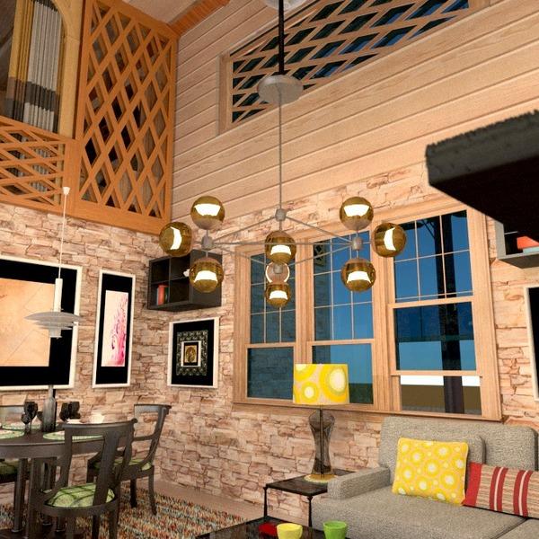 foto appartamento arredamento saggiorno rinnovo sala pranzo architettura idee