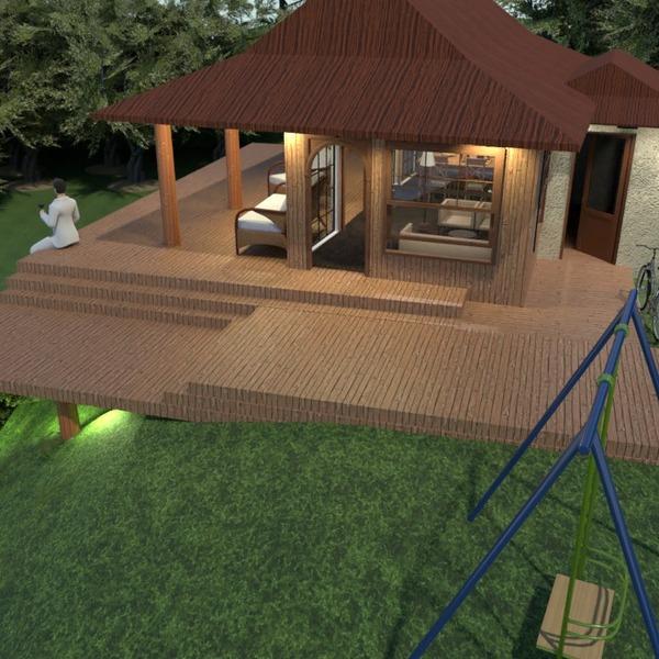 nuotraukos terasa kraštovaizdis аrchitektūra prieškambaris idėjos