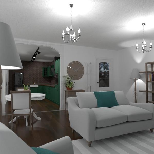 fotos casa muebles decoración salón cocina ideas