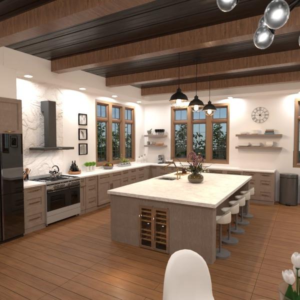 zdjęcia dom wystrój wnętrz kuchnia oświetlenie architektura pomysły