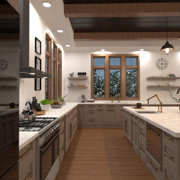 идеи дом декор кухня освещение архитектура идеи