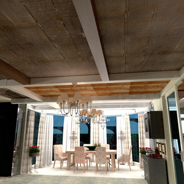 fotos casa mobílias decoração sala de jantar ideias