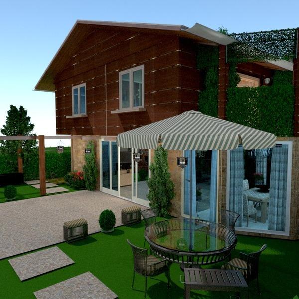 foto casa veranda arredamento architettura idee