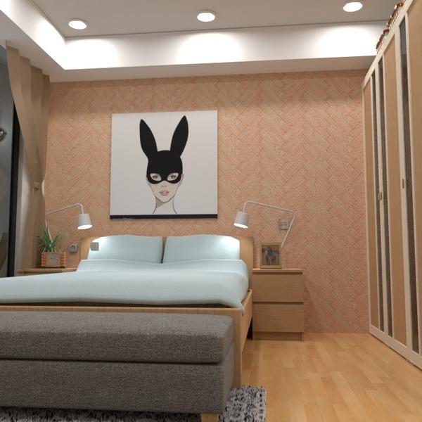 nuotraukos butas baldai miegamasis studija idėjos