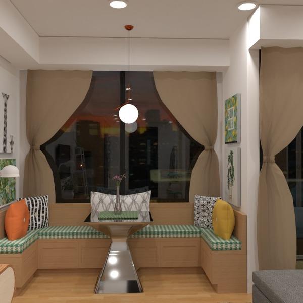 nuotraukos butas baldai dekoras svetainė studija idėjos