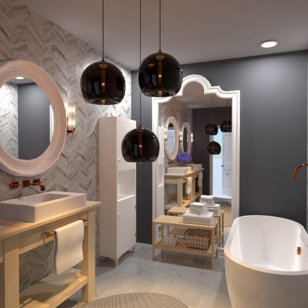 fotos mobílias decoração casa de banho iluminação reforma ideias
