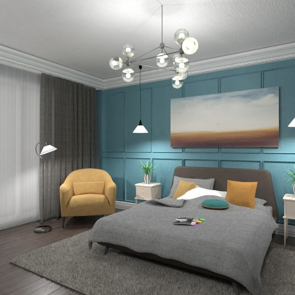foto appartamento casa arredamento decorazioni camera da letto illuminazione idee