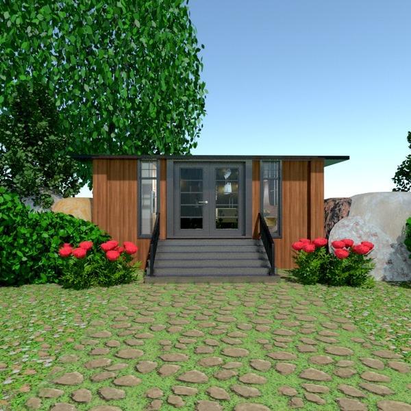 photos extérieur eclairage architecture idées