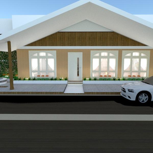 идеи дом гараж улица ландшафтный дизайн идеи