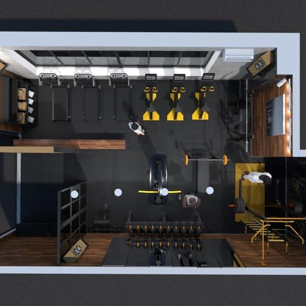 fotos iluminação reforma estúdio ideias